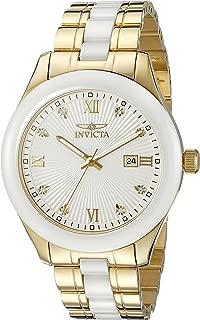 Invicta Men's 18154 Specialty Analog Display Swiss Quartz Two Tone Watch