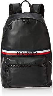 Tommy Hilfiger Urban PU Backpack, Black, AM0AM05903
