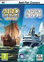 Anno - Double Pack 1404 + 2070 [Importación Francesa]