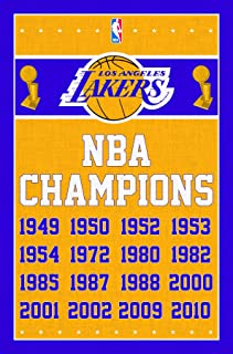 Best lakers posters championship Reviews