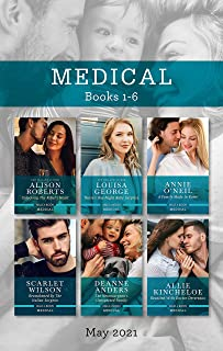 Medical Box Set May 2021/Unlocking the Rebel's Heart/Nurse's One-Night Baby Surprise/A Family Made in Rome/Reawakened by t...