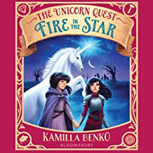 Fire in the Star: The Unicorn Quest, Book 3