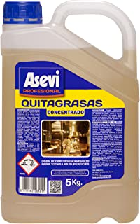 comprar comparacion Asevi Profesional 26161 - Quitagrasas concentrado, 5 kg
