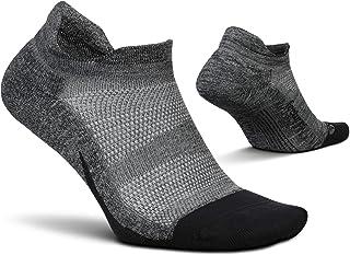 comprar comparacion Feetures - Elite Light Cushion - No Show Tab - Calcetines deportivos para correr para hombres y mujeres