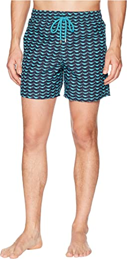 Moorea Poisson Swim Trunk