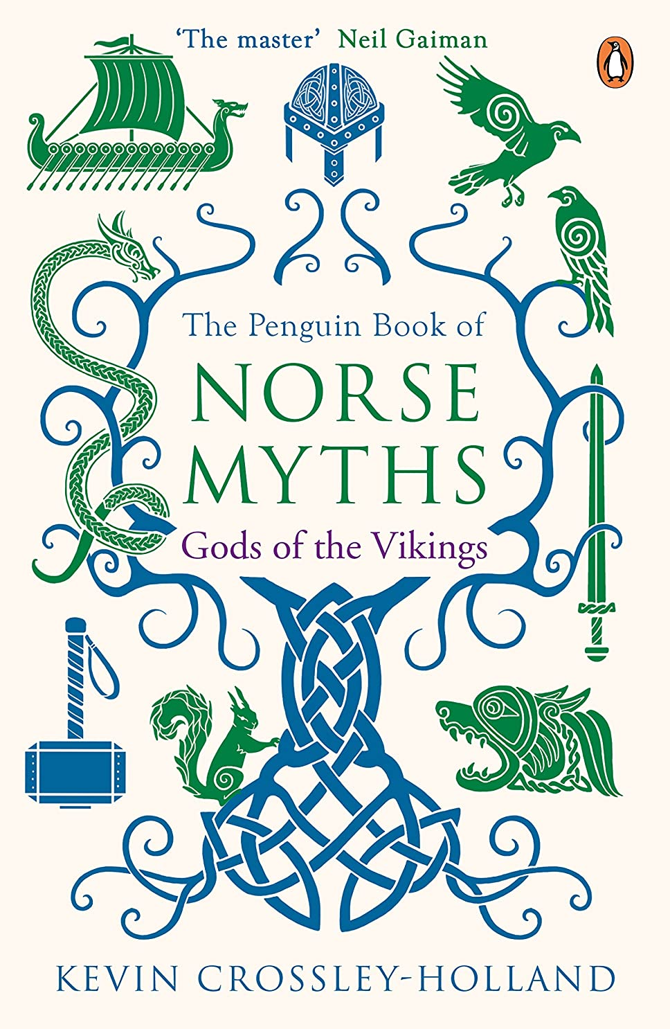 恒久的ソーセージ却下するThe Penguin Book of Norse Myths: Gods of the Vikings (English Edition)