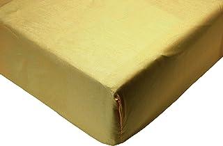 Amazon Basics AB 200TC Poly Cotton, mélangé, Crème, 180 x 200 x 30 cm