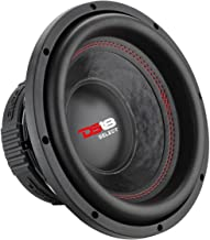 DS18 SLC-8S Subwoofer in Black – 8-Inch Speaker, 400W Max Power, 200W RMS Power,..