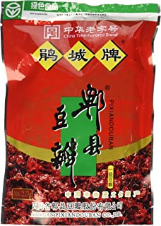 Sichuan / Pixian / Pi Xian Broad Bean Paste 8OZ (227g) by Fivedayscombo ELEC