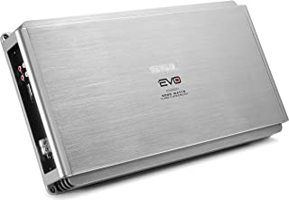 Sound Storm Labs EVO5000.1 EVO 5000 Watt 1 Ohm Stable Class D Monoblock Car Amplifier with Remote Subwoofer Control