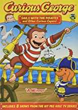 Curious George: Sails With Pirates & Other Curious