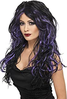 Smiffy's Gothic Bride Wig Costume