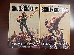 SkullKickers Treasure Trove Set of 2, Volume 1 & 2, Brand New