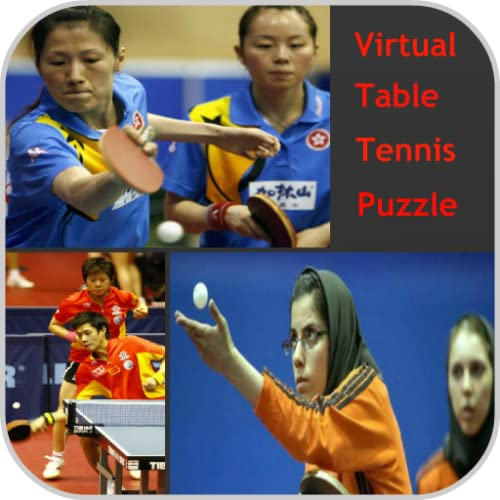 Virtual Table Tennis Puzzle