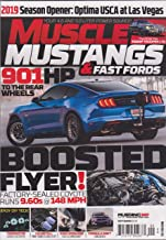 Muscle Mustangs & Fast Fords Magazine September 2019