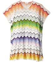 Missoni Kids - Sfumata Placed Print Cover-Up (Big Kids)