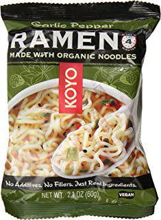 Best koyo garlic pepper ramen Reviews