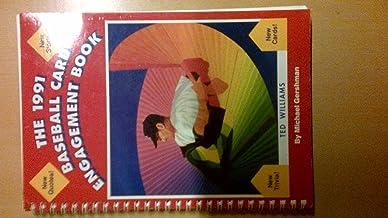 The 1991 Baseball Card Engagement Book