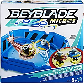 Beyblade B9509EU4 Micros Battle Game Set