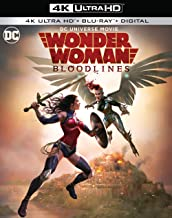 Wonder Woman: Bloodlines (4K UHD + Blu-ray + Digital)