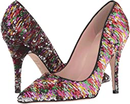 ca75d673886 Kate Spade New York. Frances.  75.19MSRP   358.00. Luxury. Multicolor Messy  Sequins