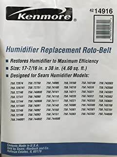 Best humidifier roto belt Reviews