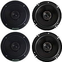 "Pioneer TS-G1645R 2-Way 6-1/2"" 500 Watt Car Audio Coaxial Speaker (2 Pairs) 6.5"" photo"