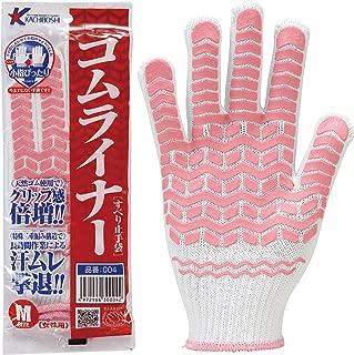 勝星産業 ゴムライナー M 女性用 1双袋入り 12双セット #004