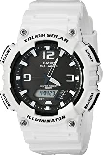Casio Men's AQ-S810WC-7AVCF Analog-Digital Display Quartz...