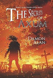 The Secrets of Axum (Worlds at War Book 2)