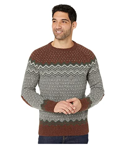 Fjallraven Ovik Knit Sweater (Autumn Leaf) Men