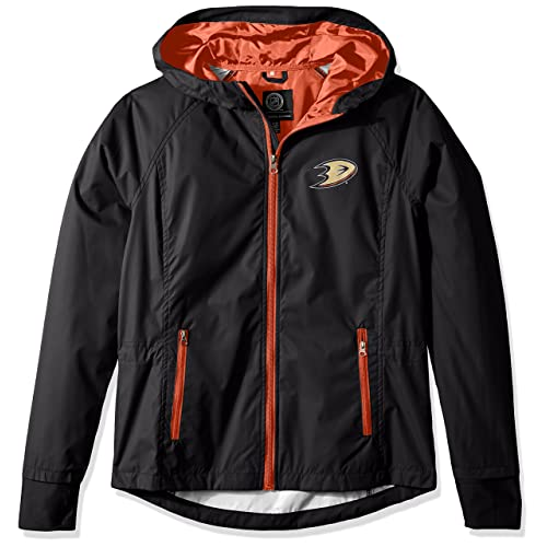 b10ac376d GIII For Her NHL Women s Onside Kick Light Weight Full Zip Jacket