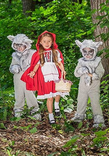 orden ahora disfrutar de gran descuento Kids Wolf Wolf Wolf Fancy Dress Costume X-Large  te hará satisfecho
