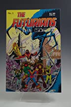 THE FUTURIANS #1 LODESTONE PUBLISHING COMICS BOOK 1985