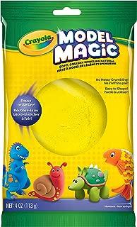 Crayola Model Magic 4 oz, Yellow