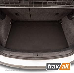 Travall Liner TBM1114 Vehicle-Specific Rubber Boot Mat Liner