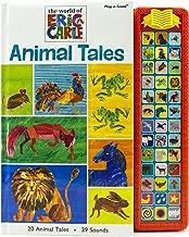 World of Eric Carle - Animal Tales Sound Storybook Treasury