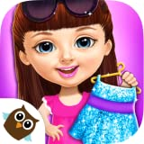 Sweet Baby Girl Summer Camp - Fun Girl Makeover & Cute Pet Dog Care