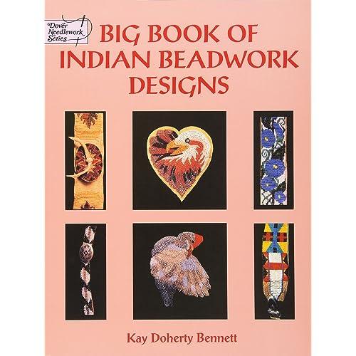 Big Book Indian Beadwork Designs Summary