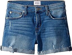 Valeri Cuff Short Jeans in Proxi