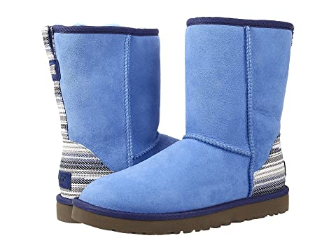 Womens Boots UGG Classic Short Skyline Twinface