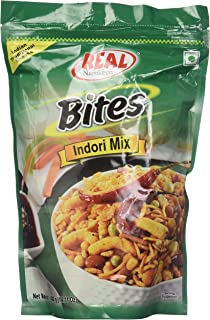 Real Namkeen, Bites Indori Mix, 400 Grams(gm)