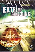 Extreme Engineering : 8 Episode Collection : Widening the Panama Canal , Boston's Big Dig ,Building Hong Kong's Airport ,Tunneling Under the Alps ,Iceland Tunnels ,Container Ships ,Oakland Bay Bridge ,Venice Flood Gates : 2 Disc Box Set : 348 Minutes