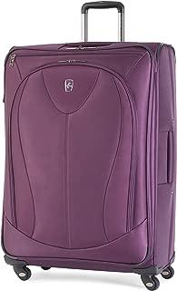 "Atlantic Luggage Ultra Lite 3 29"" Expandable Spinner, Purple (Purple) - 311156965"