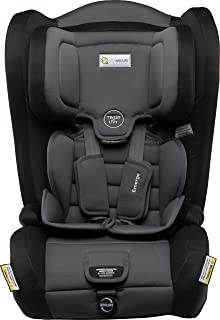InfaSecure Emerge Astra Harnessed Car Seat for 6 Months to 8 Years, Grey