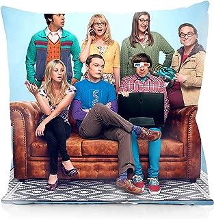 big bang theory pillow