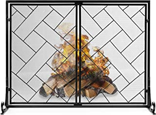 Best pewter fireplace screen with doors Reviews