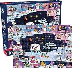 Aquarius Peanuts Charlie Brown Collage Christmas 1, 000Pc Puzzle, Multicolor