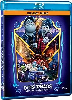 Dois Irmãos: uma jornada fantástica (Blu-ray duplo)