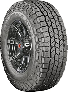 Cooper Discoverer A/T3 XLT All- Terrain Radial Tire-LT285/60R20 125S 10-ply
